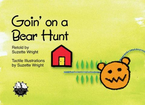 Goin' On A Bear Hunt - Moving Ahead Storybook Series (Model 6-77903-00)