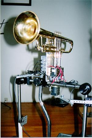 Assistive Device For Trumpet