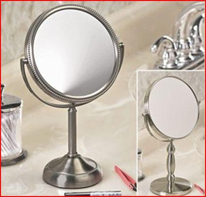 Standing Magnifying Mirror