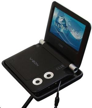 Adapted Dvd Player (Model 1578)