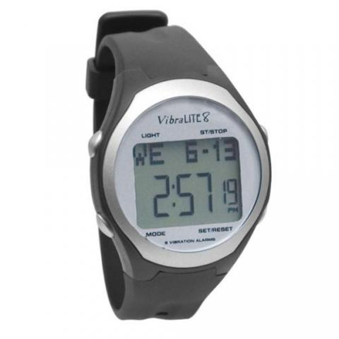 Vibralite 8 Vibrating Watches Sport Style