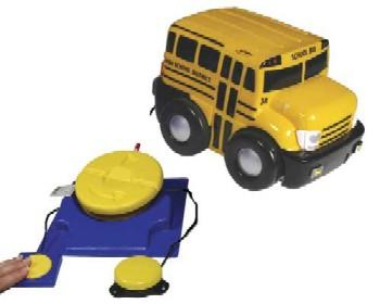 Go Go School Bus (Model 1004)