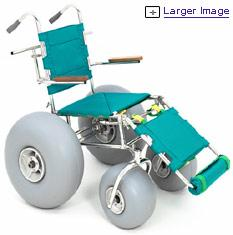 Landeez All-Terrain Wheelchair