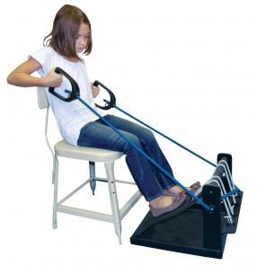 Ex-Box Resistance Trainer With Bands
