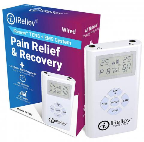 iReliev Strength & Recovery System