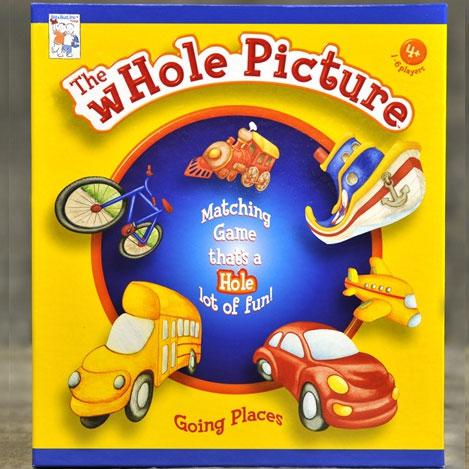 The Whole Picture Matching Game – Going Places